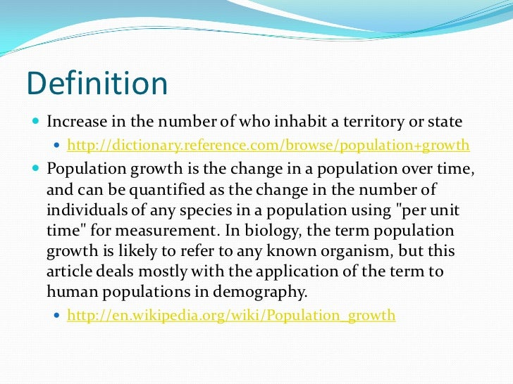 defination on population Population [pop″u-la´shun] 1 the individuals collectively constituting a certain category or inhabiting a specified geographic area 2 in genetics, a stable.