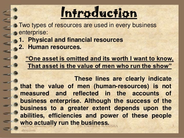 accounting human resource thesis Human resources dissertation topics - free and excellent master & bachelor dissertation topics will help you get started with your proposal or dissertation.