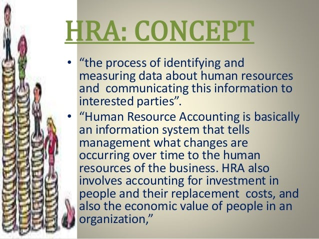 importance of human resource accounting Principles of human resources planning require attention to fundamental concepts such as the importance of hr, integration of human resources and company objectives, efficiency and centralized decision-making.