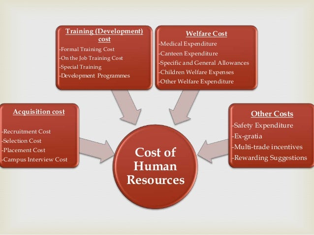Human resource accounting and the importance