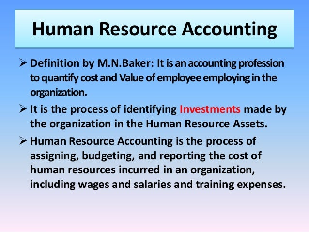 Accounting Assets Definition
