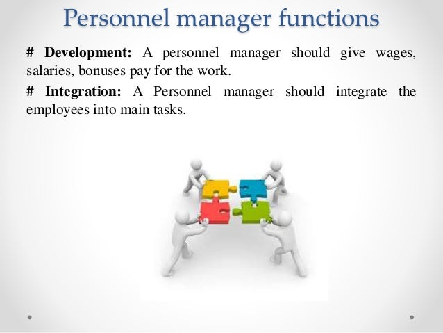 personnel human resource management Human resource management (hrm or hr) is the strategic approach to the effective management of organization workers so that they help the business gain a competitive advantage, commonly referred to as the hr department [by whom], it is designed to maximize employee performance in service of an employer's strategic objectives.