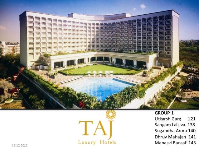 human resource at taj hotels Find & contact kruthik kumar k-assistant human resources in taj hotels resorts and palaces on naukricom follow kruthik kumar k to get updates on current hiring.