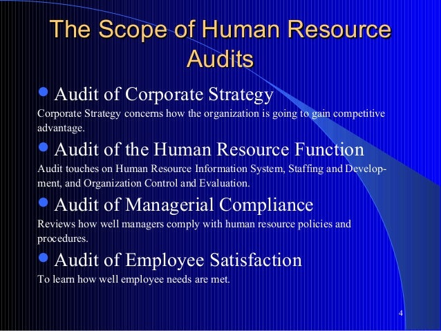 hrd audit Looking for sample policies, checklists, procedures, and forms to use in your human resources processes and programs here's a comprehensive resource.