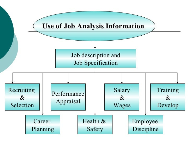 human resource management  32 use of job analysis