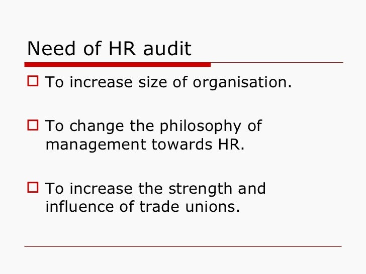 Human Resource Audit - Meaning, Phases and its Advantages