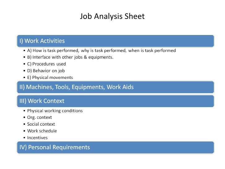 an analysis of the elements of job design job enlargement job rotation and job engineering Job enlargement, job enrichment, job rotation,  job design follows job analysis ie it is the next  one of the four elements of job designs is to make sure the.