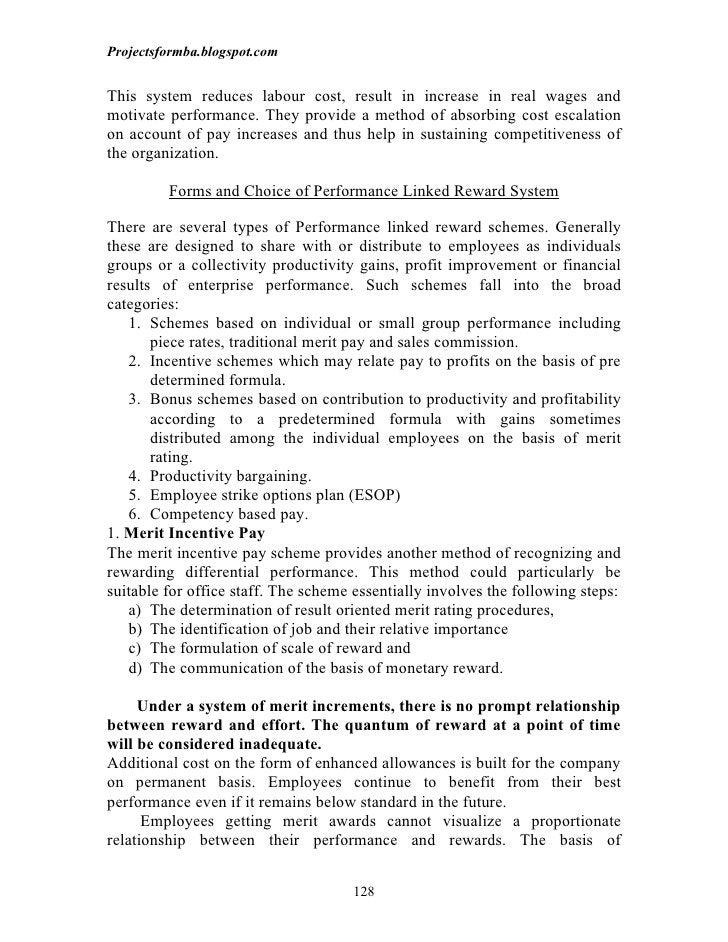 Human resource management e notes
