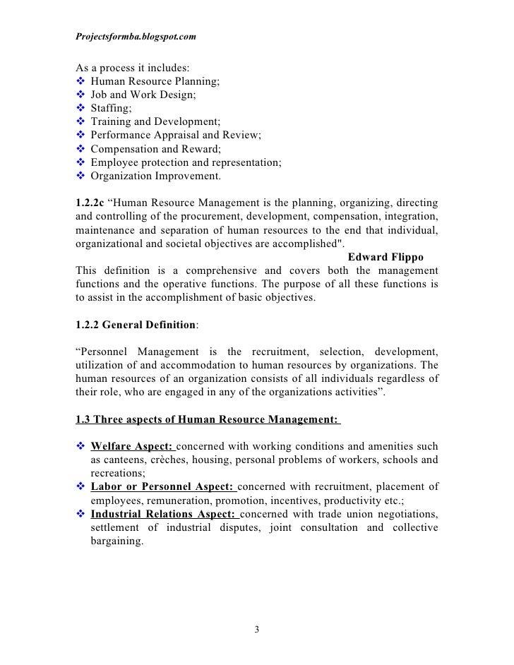 Human resource management e notes Slide 3