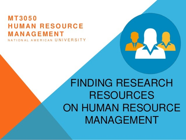 research on hrd Don't write off the importance of hr -- a well-run human resources department both improves productivity and helps maintain the company's brand image.