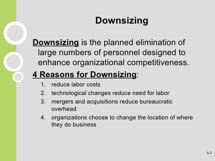 downsizing impacts oranizational committment Such as impact of downsizing supervisor's organizational commitment after downsizing find out the impact of downsizing on job satisfaction of existing.