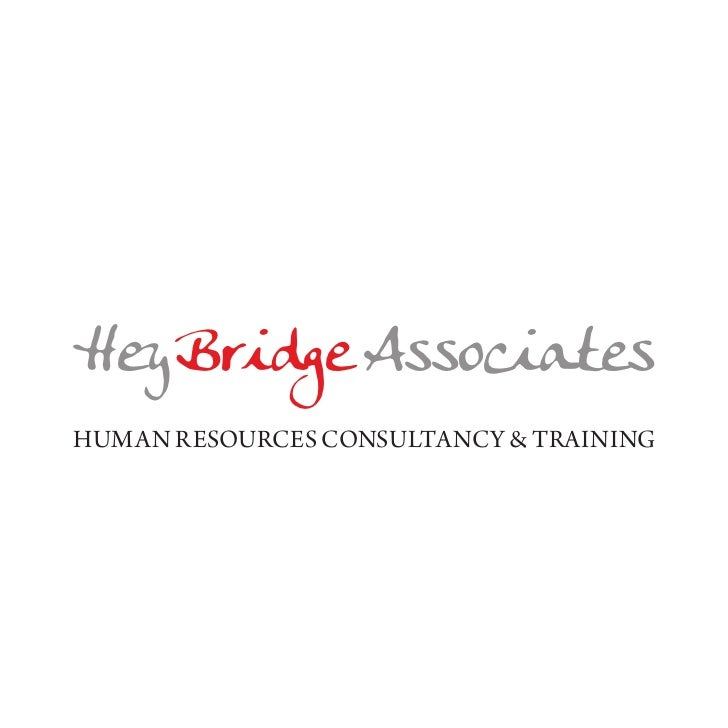 HeyBridge AssociatesHuman ResouRces consultancy & training