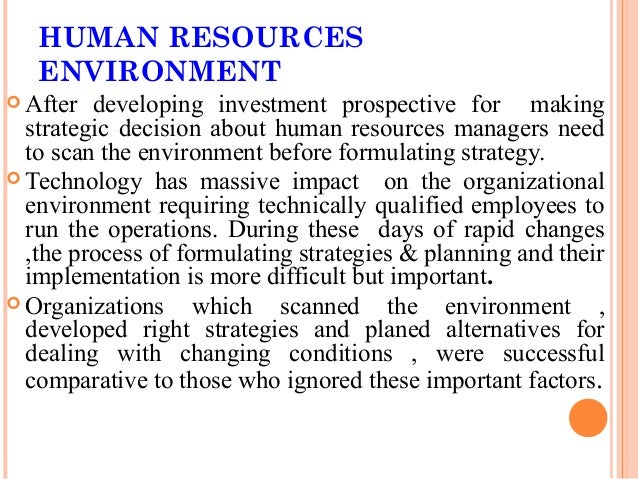 why human resources management is comprised of strategic and administrative actions Human resources are an integral part of health care operations to recruit and retain high quality, and often highly specialized employees 1 describe why human resources management is comprised of strategic and administrative actions, providing examples of.