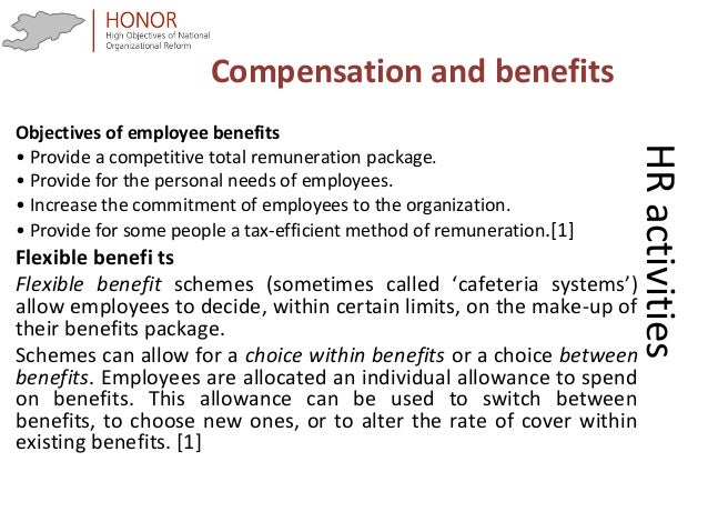 manage remuneration and employee benefits Keeping up with key management personnel remuneration  for employers with  employee members of a defined benefit pension scheme,.