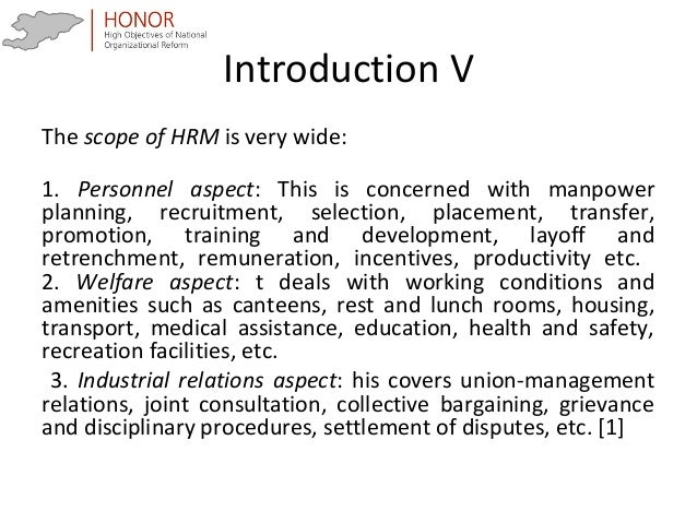 hrm theoretical aspect Human resource management is a complex discipline with a broad range of issues, which can be developed in one's hrm term paper this science, first of all, studies management problems of personnel by a long-term strategic policy of the organization.