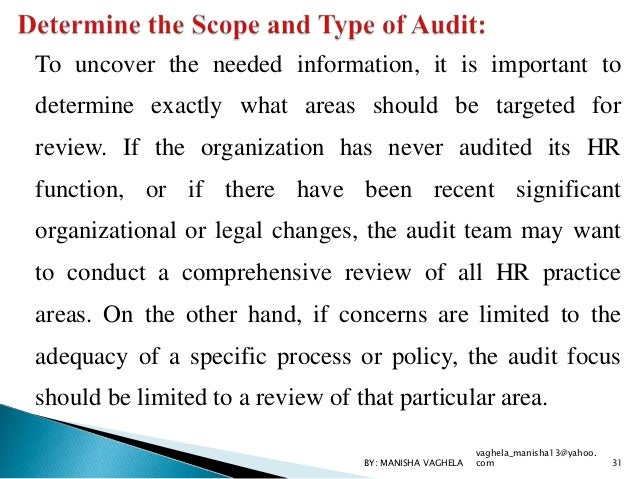 what areas of its ethics audit should soumey change Auditing is a best practice for companies to have statutory financial statements audit here are some of the top advantages and disadvantages of auditing  change.