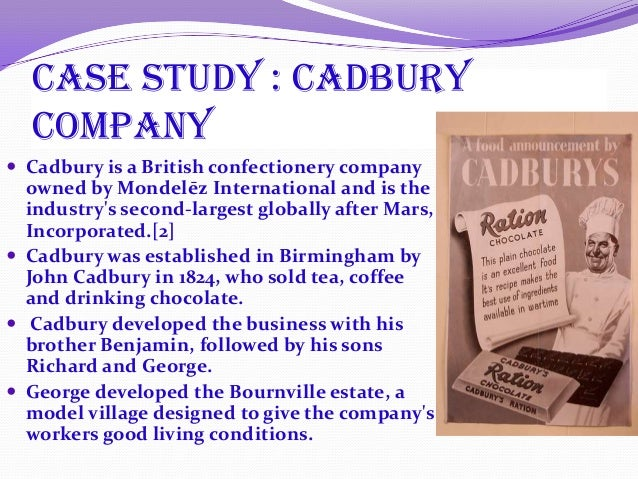 cadbury hr practices