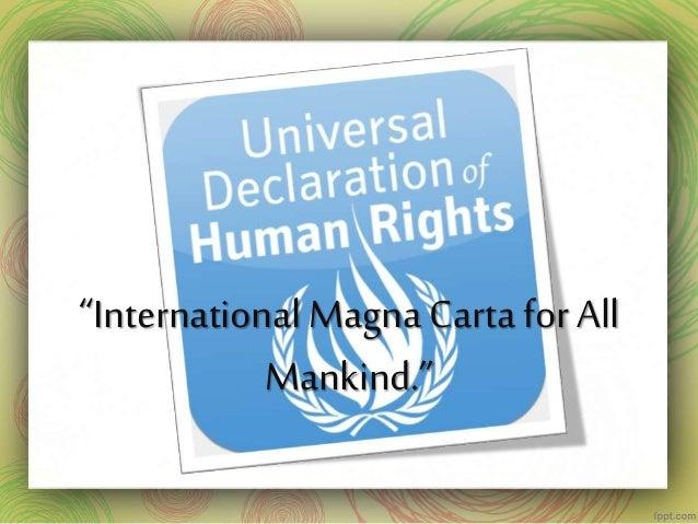 universal of human rights pdf