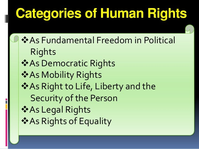 Human rights definition essay
