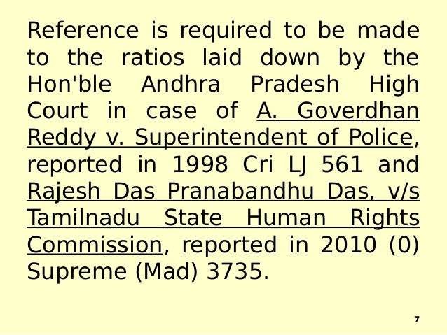cognizance of offence by court