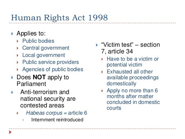 understanding article viii from the english bill of rights act This act may be cited as the civil rights act of 1991 confirm statutory authority and provide statutory guidelines for the adjudication of disparate impact suits under title vii of the civil rights act of 1964 (including dissemination of information in languages other than english.