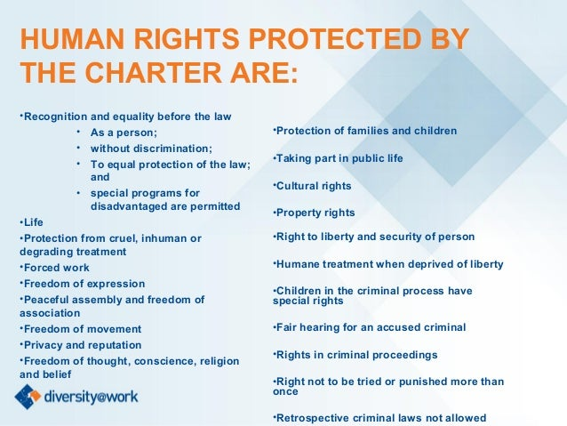 Nature Of Human Rights Movement