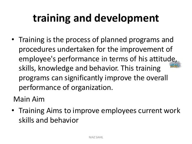 training and development in hrm management essay Hrm/531 human capital management learning team a reflection/training plan week 5 one of the best practices for a business is to have a solid need assessment, training method and training evaluation practice in place.