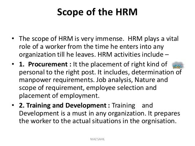 roles of an hr manager essay The human resources management is a very important phenomenon in modern corporate culture we offer you an essay sample in which the author explores hrm, its nature.