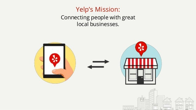 Yelp S Mission Connecting People With
