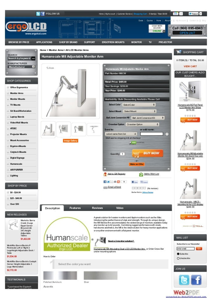 FOLLOW US                                        Home | My Account | Customer Service | Shopping Cart - 0 item(s) / Total:...