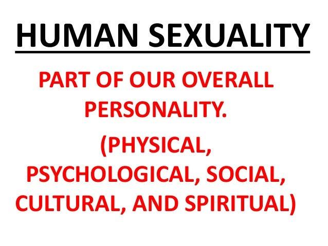 Psychology of human sexuality uf