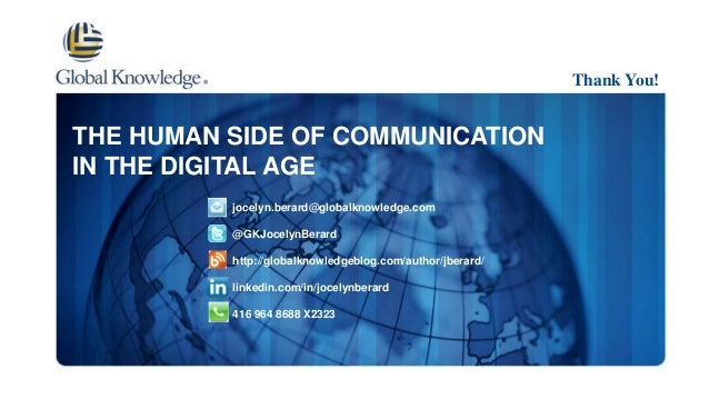 6 human communication in the era of There are four eras of human communication namely, the writing era, printing  era  in the 20th century saw the emergence of the mass communication era 6.