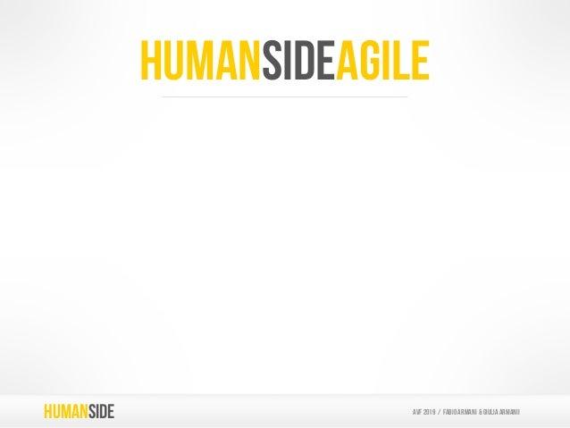 Title Text TitleText HUMANSIDE AVF 2019 / Fabio armani & GIULIA ARMANIi