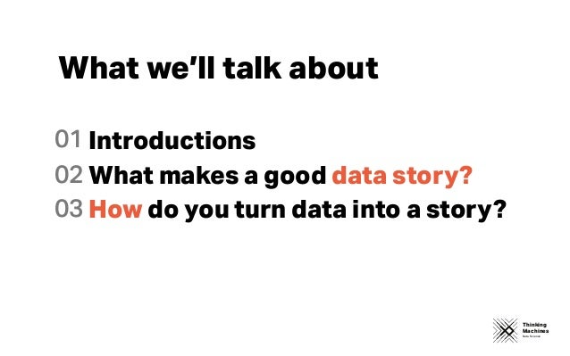 From Information to Insight: Data Storytelling for