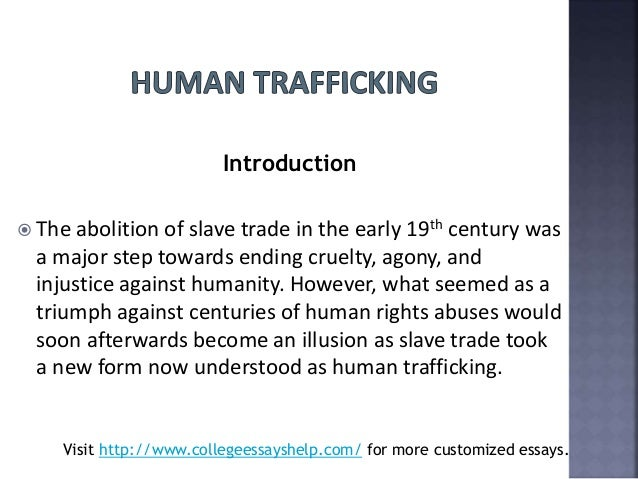 an introduction to the injustice of slavery Slavery (also called thralldom) is a form of forced labour in which people are considered to be the property of others slaves can be held against their will from the time of their capture, purchase or birth, and deprived of the right to leave, to refuse to work, or to receive compensation (such as wages.