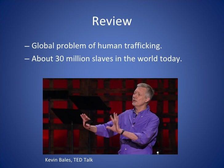 Human Trafficking: A Local Problem Slide 2