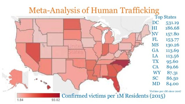 analysis of human sex trafficking Also includes victims of human trafficking for labour and sexual exploitation analysis section for their valuable guidance and support, as well as julia.