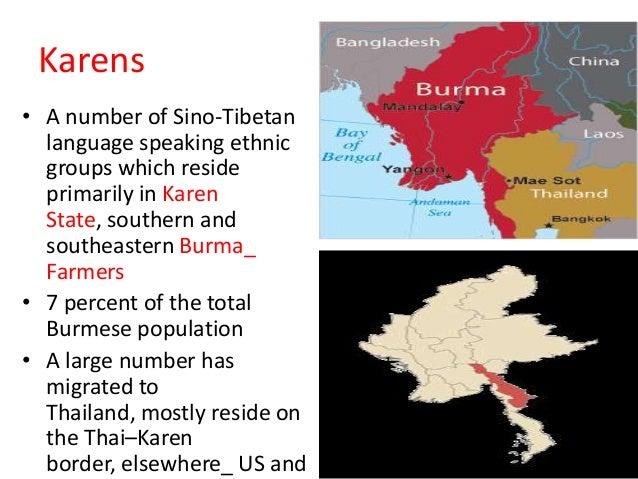 Human violation in Burma Slide 2
