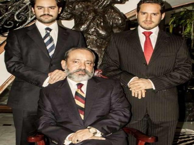 Humberto Cavazos  El licenciado Humberto Cavazos estudió la preparatoria en la Universidad La Salle y la carrera de derec...