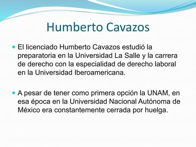 Humberto Cavazos