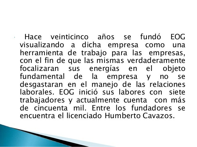 Humberto cavazos Slide 3