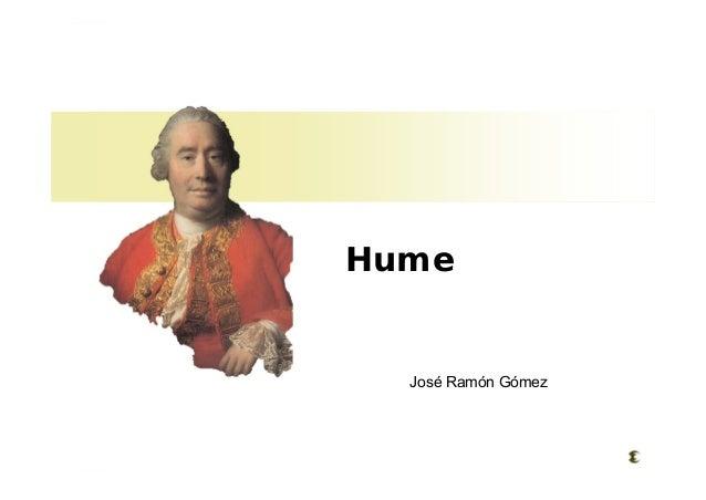 Hume José Ramón Gómez