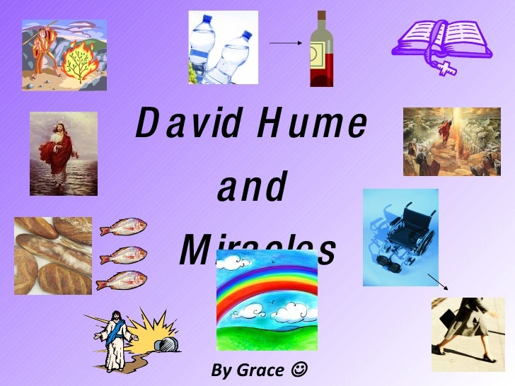 """david hume essays miracles David hume and the probability of miracles of david hurne's famous essay """"of miracles of hume's argument against miracle^^ yet it."""