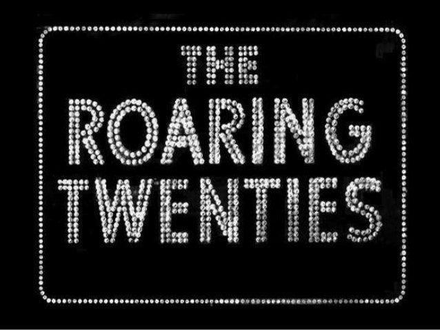 Image result for roaring twenties