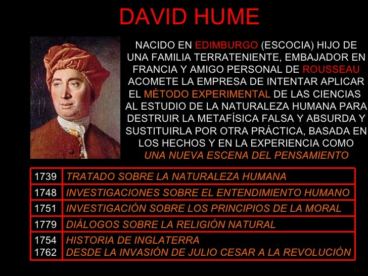 david humes view on morals Essays and criticism on david hume - critical essays  it is natural and right, in hume's view,  an enquiry concerning the principles of morals david hume.