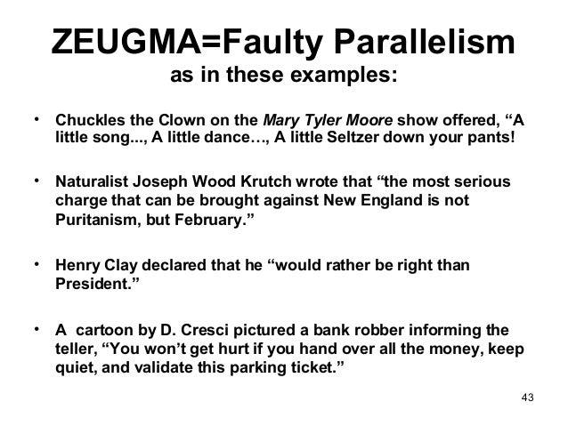 zeugma examples cartoon related keywords zeugma examples
