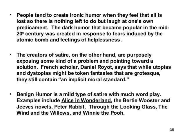 Humor Literature