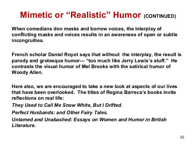 humorist essays Sloane crosley's latest collection of essays, look alive out there,  isn't it funny  how any humorist or funny writer or standup comedian in the.