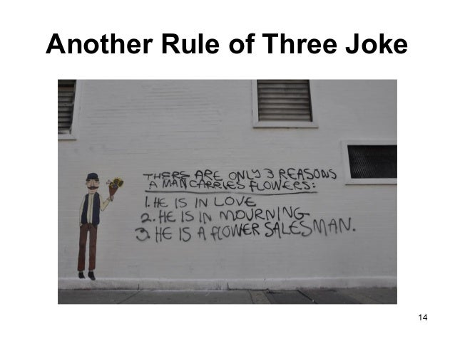 humor theories Theory ten: three august 2000 panes 3 10-33 1 humor as a double-edged sword: four functions of humor in communication the compelling power of humor makes it a recurrent topic for research in many fields, including communication three theories of humor cre- ation emerge in humor research: the relief theory.