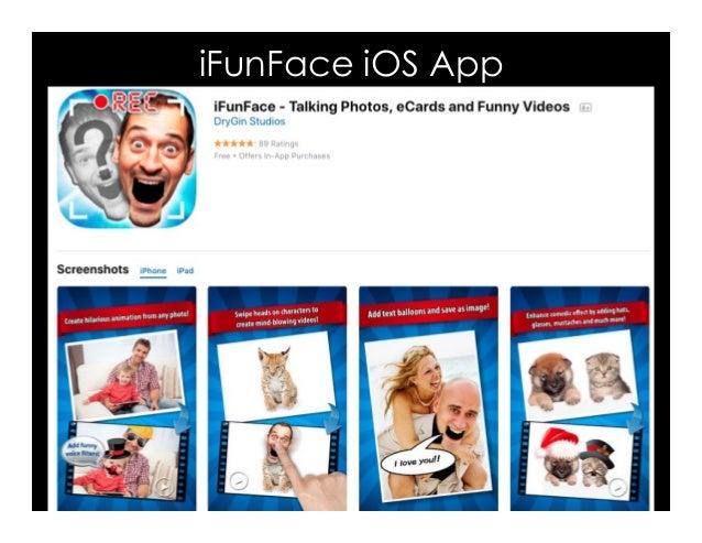 Funny Movie Maker iOS App